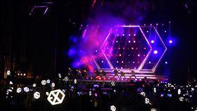 EXO,演唱會,馬來西亞 圖/中央社