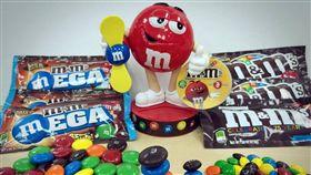M&M巧克力,顏色,數學,算數,比例 圖/翻攝自M&M's 巧克力俱樂部粉絲專頁
