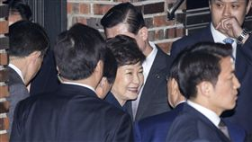 朴槿惠,南韓,崔順實,干政案,檢察 圖/美聯社/達志影像