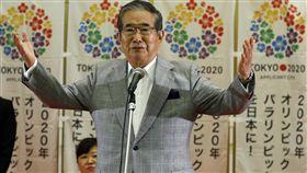 東京都前知事石原慎太郎(圖/路透社/達志影像)