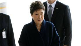 南韓前總統朴槿惠(圖/路透社/達志影像)