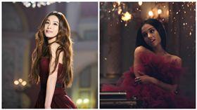 美女與野獸,田馥甄,亞莉安娜,Ariana Grande,圖/環球提供