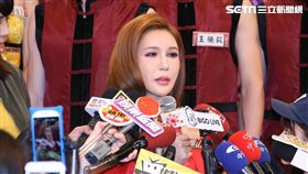 20170323-利菁召開記者會反擊羅霈穎