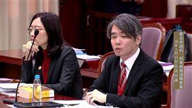 廖元豪,台北市政府,代表。翻攝司法院