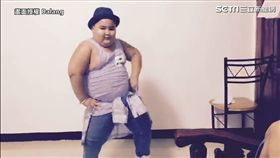 小胖弟熱舞超靈活。