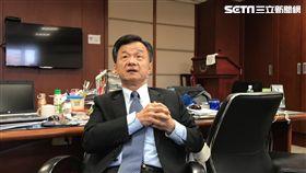 法務部長邱太三。潘千詩攝影