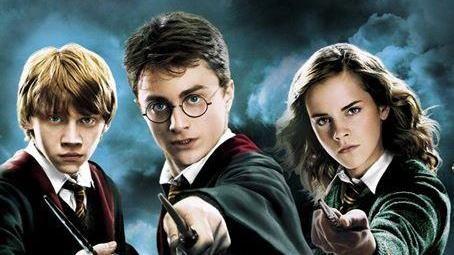 哈利、榮恩、妙麗 17年友誼全靠它