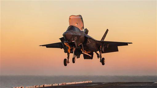 F-35 Lightning II(圖/翻攝自F-35 Lightning II臉書)
