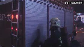 發生火災時 火場逃難原則