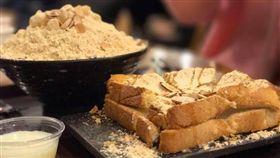 Korean Dessert Cafe,豆粉年糕雪冰 圖/翻攝自Korean Dessert Cafe 東大門臉書