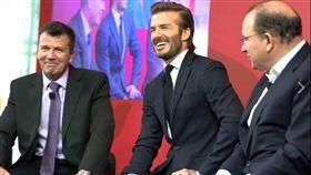 貝克漢,David Beckham(圖/翻攝自David Beckham臉書)