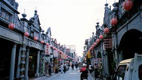 桃園大溪老街(圖/攝影者slayer, Flickr CC License)https://goo.gl/7ctnmZ