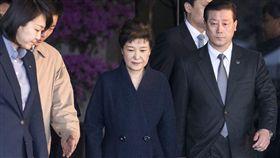 朴槿惠(圖/美聯社/達志影像)