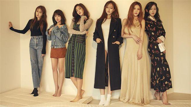 長壽女團TARA完全體5月登台開唱