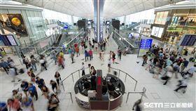 香港機場,國泰。(圖/國泰航空提供)