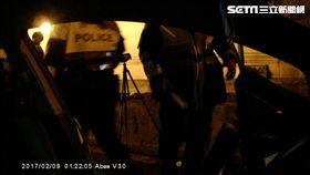 搜車40分鐘刪影像? 警:沒碰行車紀錄器