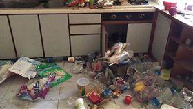 惡房客垃圾堆滿整間屋子/爆料公社