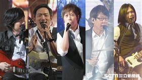 20170329 五月天 大安森林公園 20周年演唱會 組圖/記者林敬旻攝影