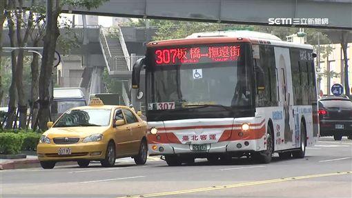 307,路線,司機,績效,載客,公車,商圈
