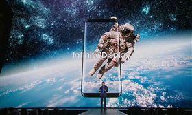 三星 Galaxy S8 翻攝三星官方FB Bixby