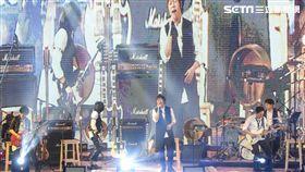 五月天成軍20周年《7號公園第一天》演唱會 圖/記者林敬旻攝16:9
