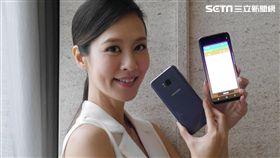 三星 智慧型手機 葉立斌攝 Samsung Galaxy S8與S8