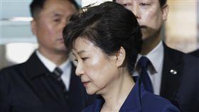 南韓前總統朴槿惠(圖/美聯社/達志影像)