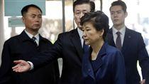 ▲南韓前總統朴槿惠。(圖/路透社/達志影像)