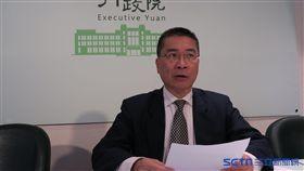 行政院發言人徐國勇。(記者盧素梅攝)