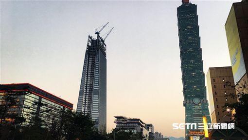 台北,台北101,房價/資料照