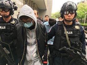 刑事局破獲史上純度最高K他命,起出551公斤市價4億(圖/刑事局提供)
