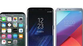iphone 8 iPhone X 翻攝快科技