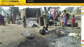 非洲奈及利亞英勇警犬撲倒炸彈客少女 拯救數百名婚禮賓客/翻攝自http://www.africanews.com