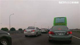 塞車、高速公路、國道