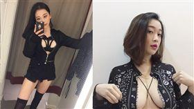 正妹Lily 圖/IG/iambadlily  https://www.instagram.com/iambadlily/