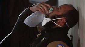 敘利亞,Khan Sheikhun,毒氣,攻擊 圖/翻攝自Daily Mail
