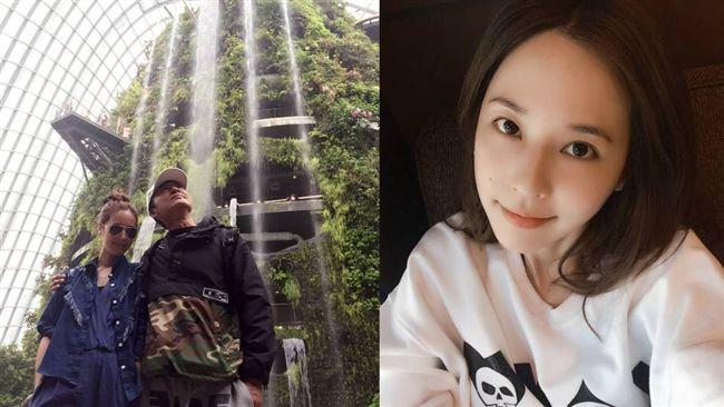 馬景濤離婚 小21歲嫩妻微博首回應