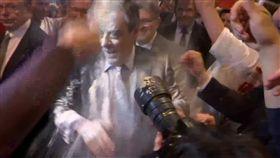 法國,總統候選人,費雍,Francois Fillon(圖/美聯社/達志影像)