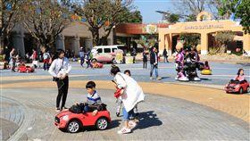 麗寶樂園提供 道之驛廣場