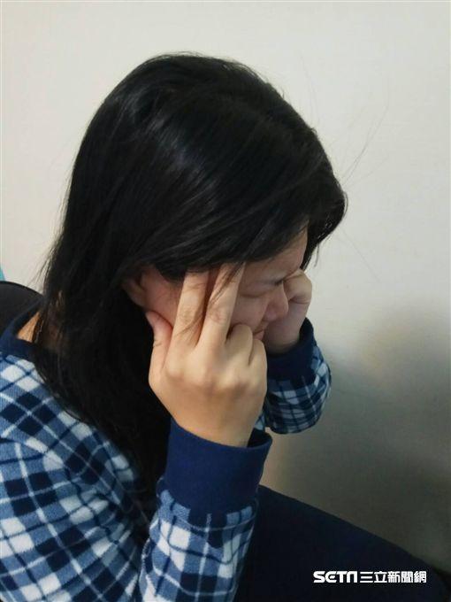 頭痛,壓力,焦慮,憂鬱,失眠,安眠藥,考試,煩惱(圖/波小姐提供)