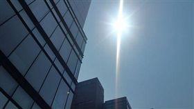 有夠熱!台北市高溫飆破35度