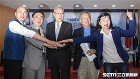 國民黨黨主席政見發表會 圖/記者林敬旻攝