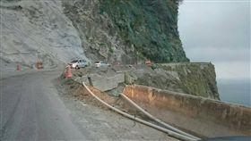 蘇花公路,台9線,工人,摔落 圖/翻攝畫面