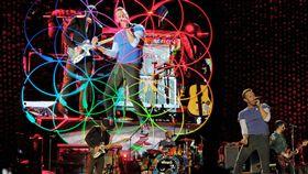 酷玩樂團,Coldplay,圖/中央社