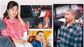 白冰冰(左)20年前痛失愛女白曉燕,即使綁匪陳進興(右)已伏法仍無法原諒,終身投入反廢死運動