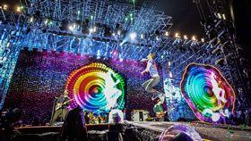 Coldplay,酷玩樂團,圖/理想國演藝提供