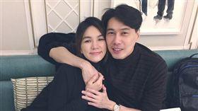 Ella陳嘉樺,賴斯翔(圖/Ella臉書)
