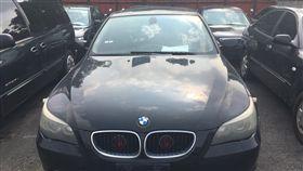 北市標售除役警用車 BMW底價6萬 圖/中央社