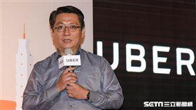 Uber13日宣布重回台灣市場,租賃業者現身說法 圖/記者林敬旻攝