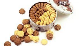 「珍妮曲奇聰明小熊餅乾」也首次進駐微風信義獨家販售。(圖/微風提供)